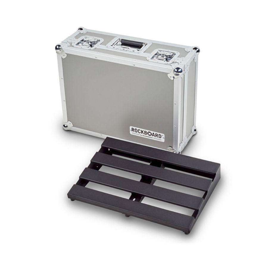 Rockboard Quad 4.1 - Pedalboard con Flight Case