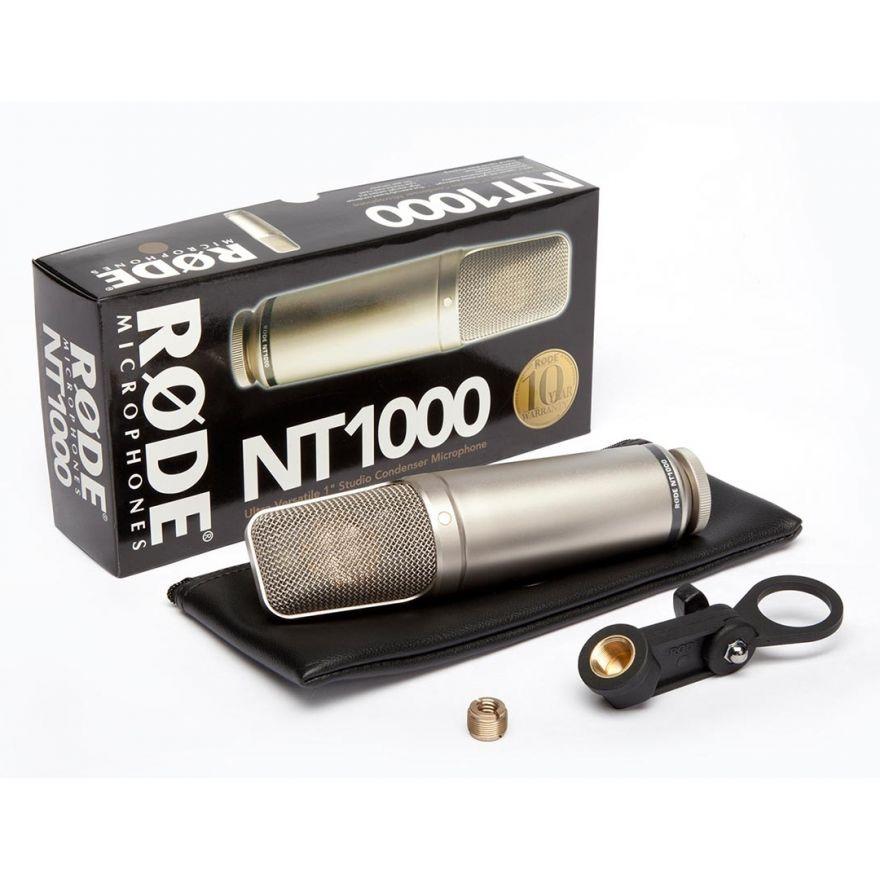 Rode NT1000 - Microfono Cardioide a Condensatore