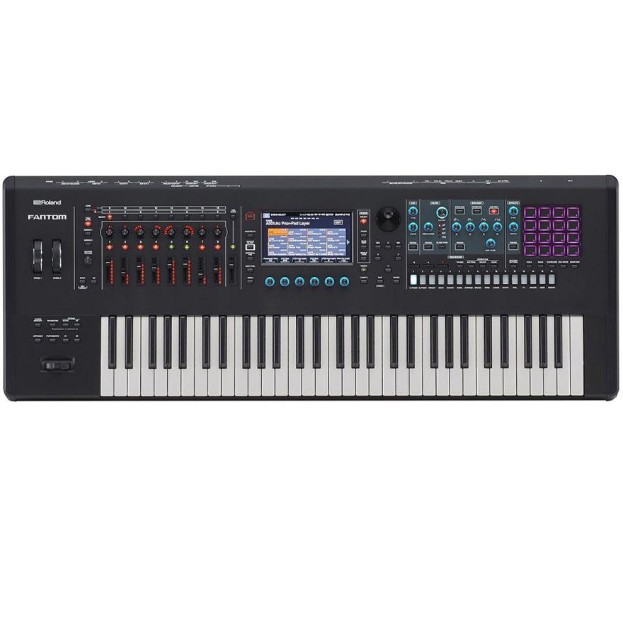 Roland Fantom 6 - Sintetizzatore 61 Tasti