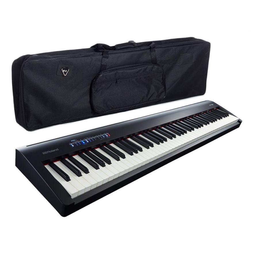Roland FP30 BK Set - Pianoforte Digitale con Borsa
