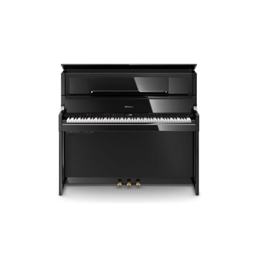 Roland LX708 Polished Ebony - Pianoforte Digitale 88 Tasti