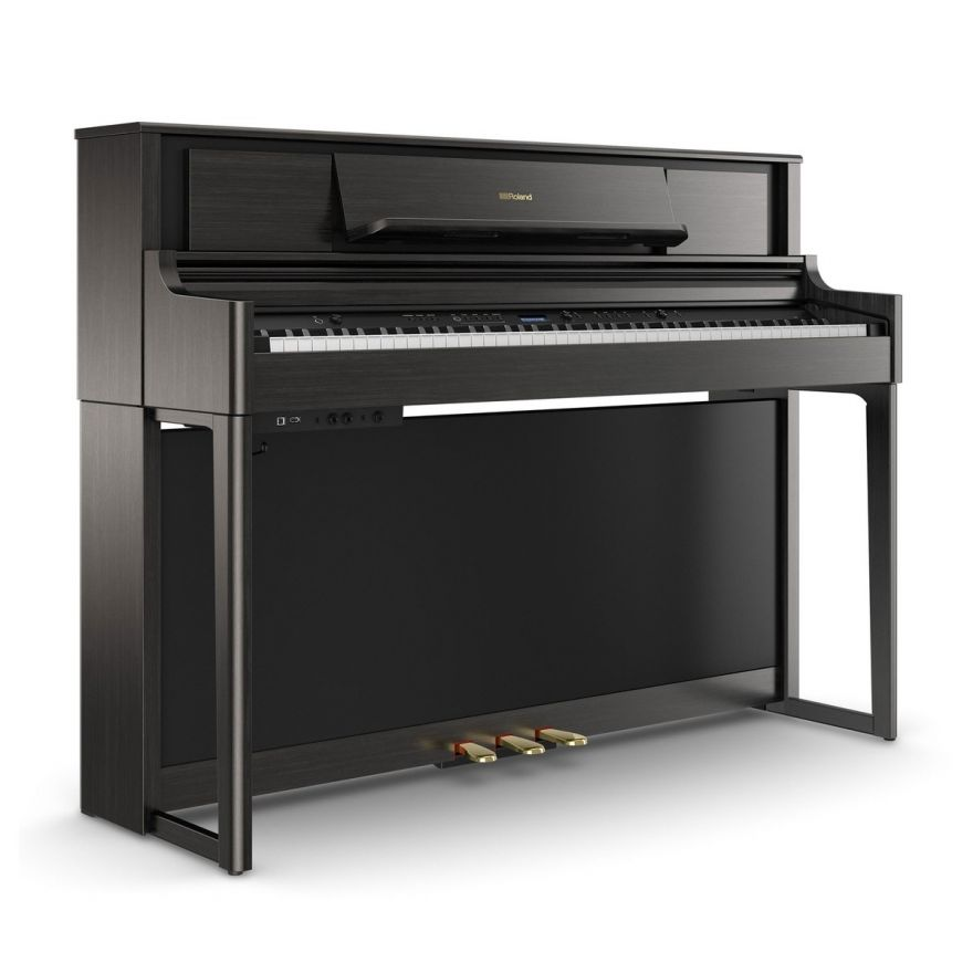 Roland LX705 Charcoal Black - Pianoforte Digitale 88 Tasti