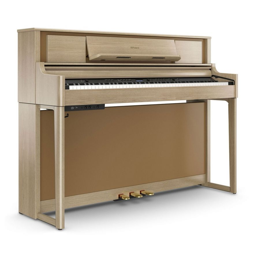 Roland LX705 Light Oak - Pianoforte Digitale 88 Tasti