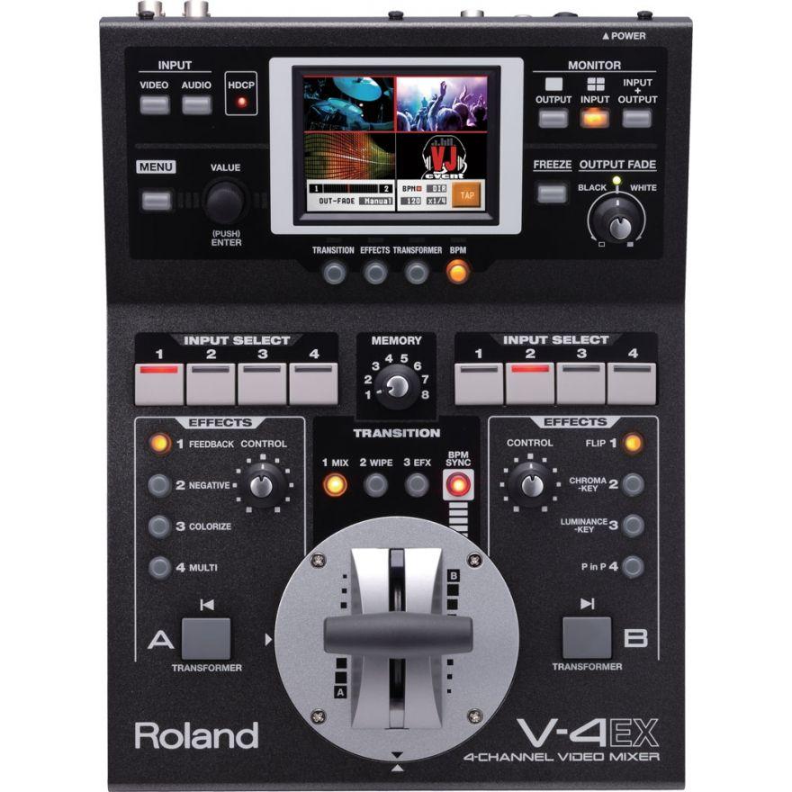 Roland V4EX - Mixer Video 4 Ch