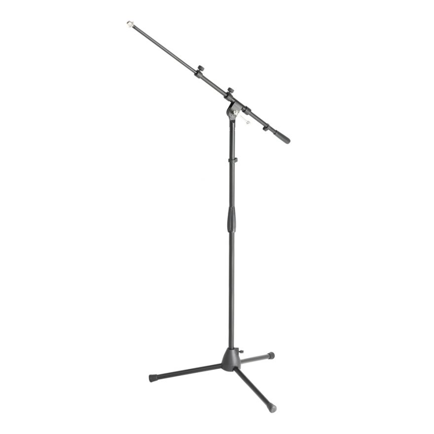 Adam Hall Stands S 6 B - Asta Microfonica con Braccio Orientabile