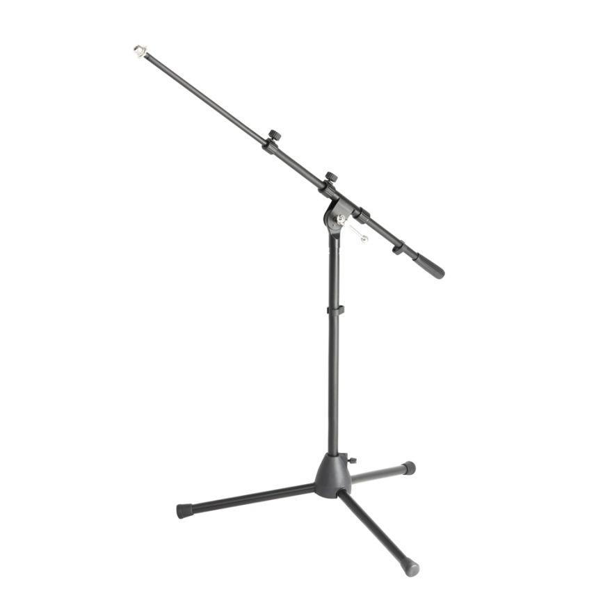 Adam Hall Stands S 9 B - Asta Microfonica piccola con Braccio Orientabile