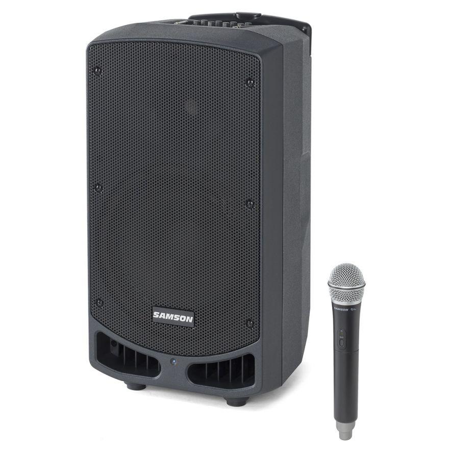 1 Samson Expedition XP310W G PA Portatile Ricaricabile con Microfono (863–865 MHz)