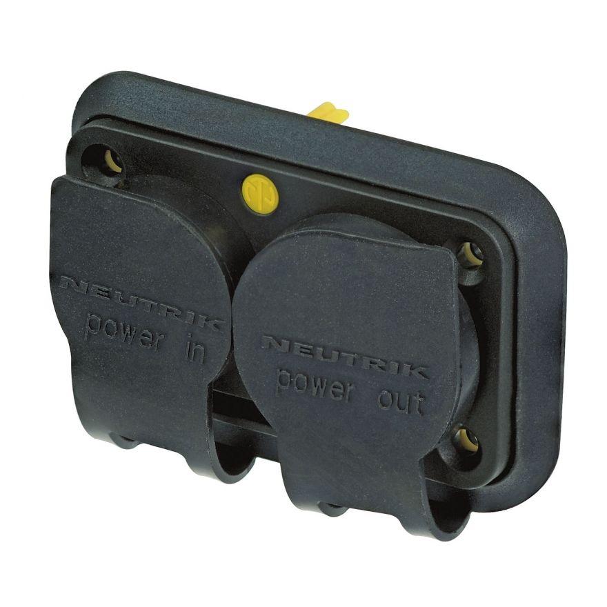 Neutrik - Sealing Cover - per connettore ingresso/uscita telaio PowerCon True1