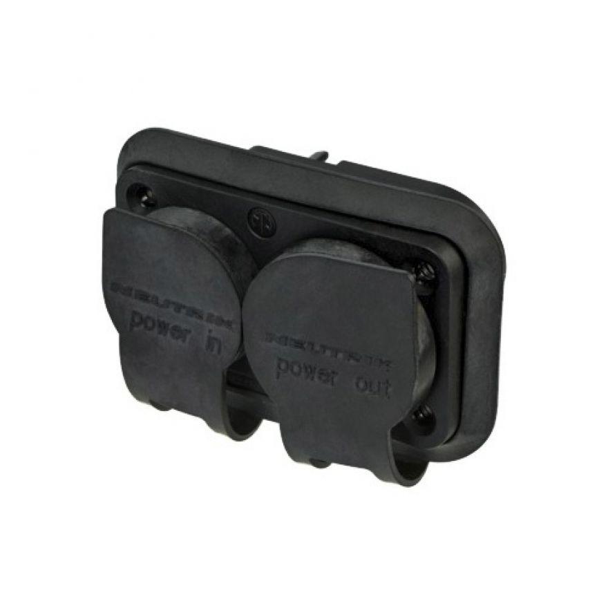 Neutrik SCNAC-PX - Cappuccio protettivo per connettore duplex NAC3PX(-TOP) powerCON TRUE1