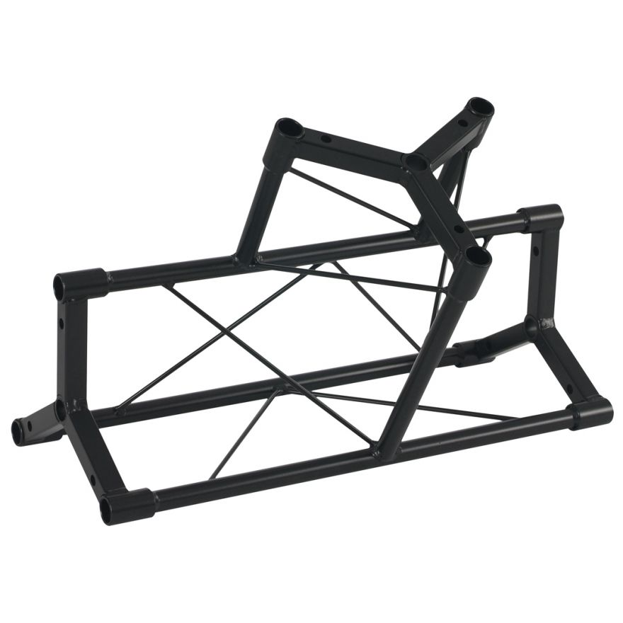 Showtec T-Cross 90° horizontal 3-way supporto luci