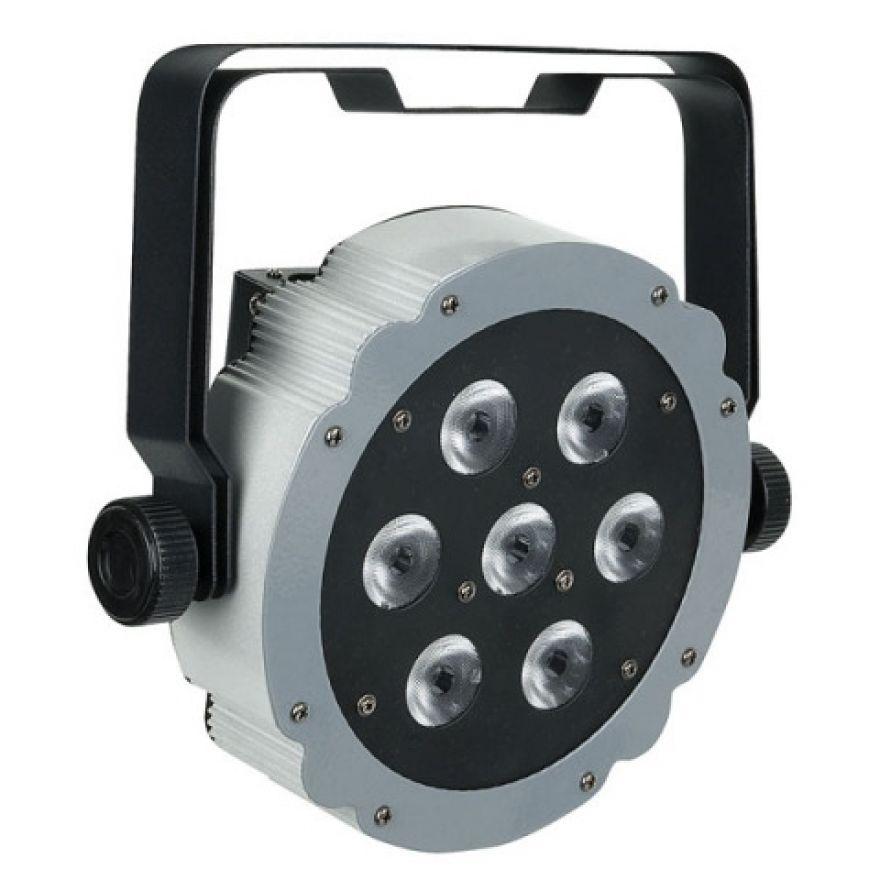 Showtec Compact Par 7 Tri RGB - Faro Compatto