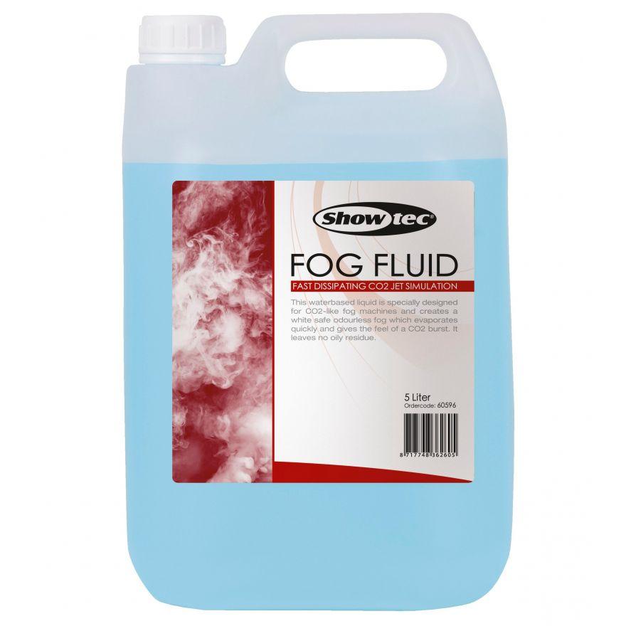 Showtec Fog Fluid Fast Dissipating