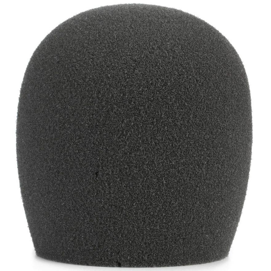 Shure A58WS Gray - Spugna Microfono Antivento per SM58, Beta58A, SM48, PG48, PG5