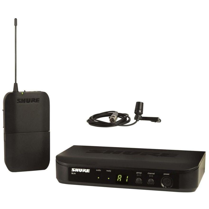 Shure BLX14E/CVL T11 - Radiomicrofono Lavalier