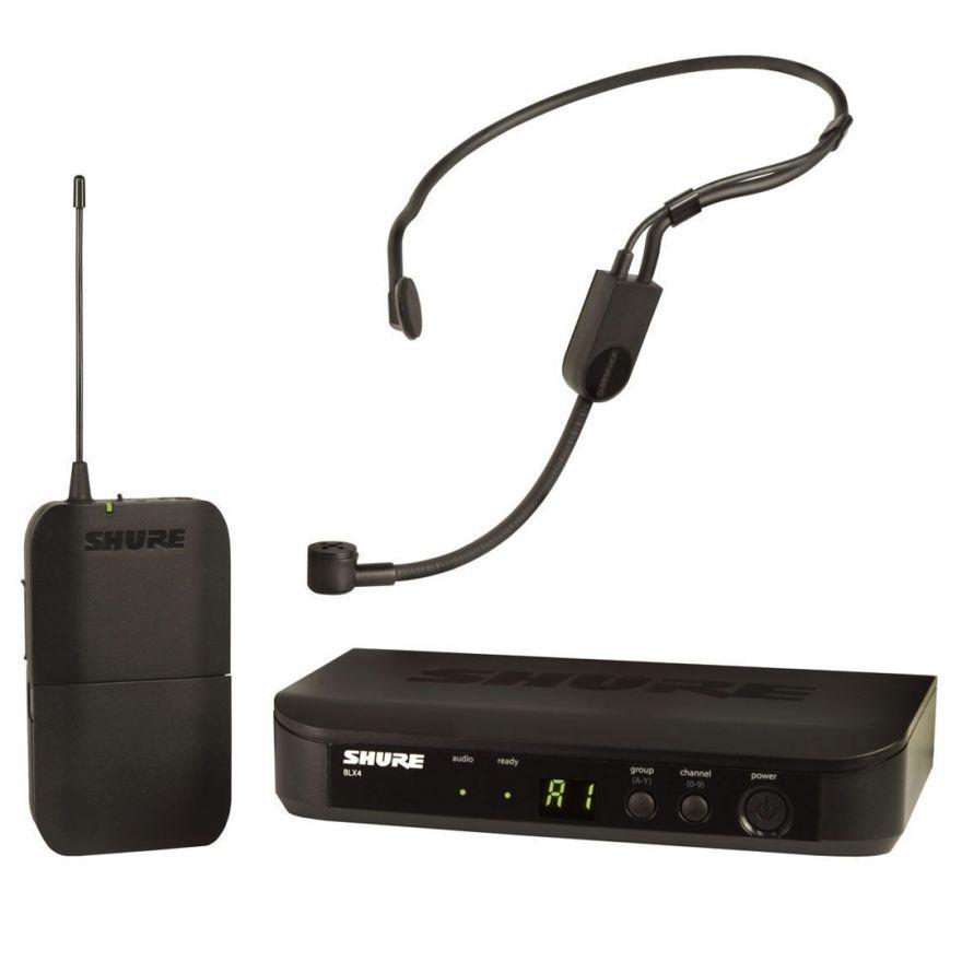 Shure BLX14E/P31 TQG T11 - Radiomicrofono ad Archetto