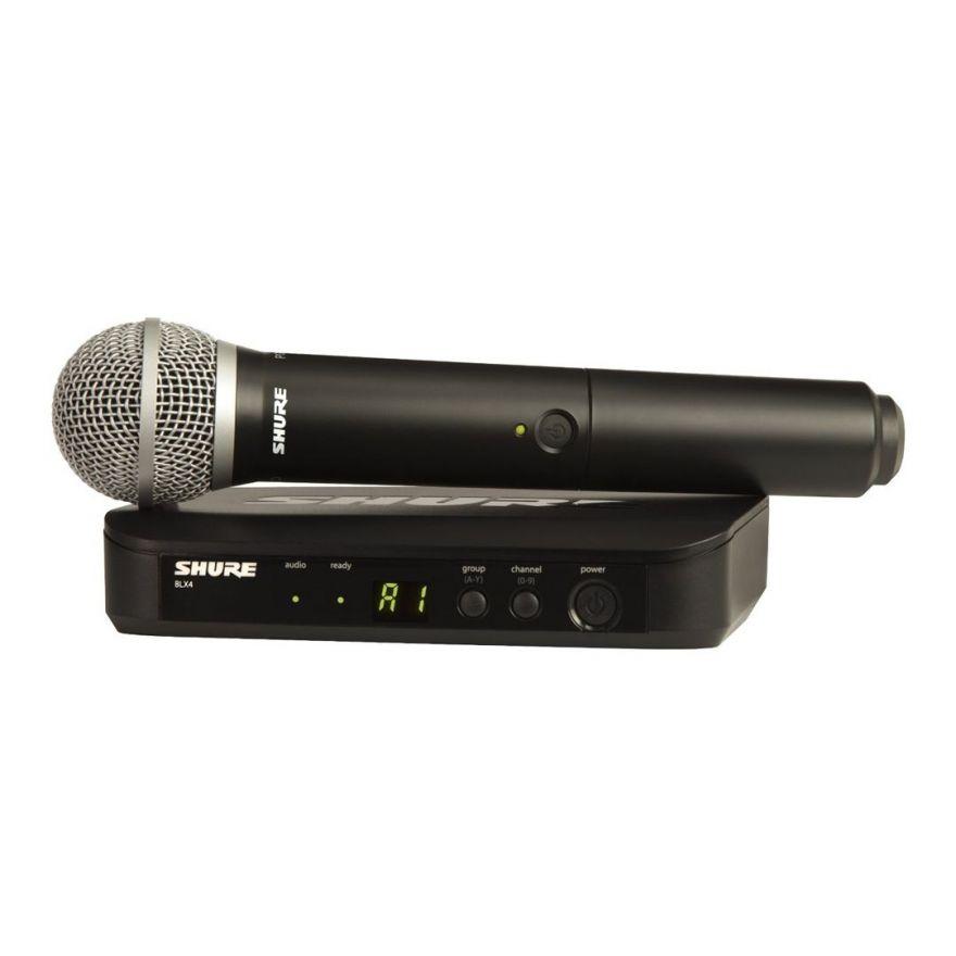 Shure BLX24E/PG58 T11 - Radiomicrofono con Capsula PG58