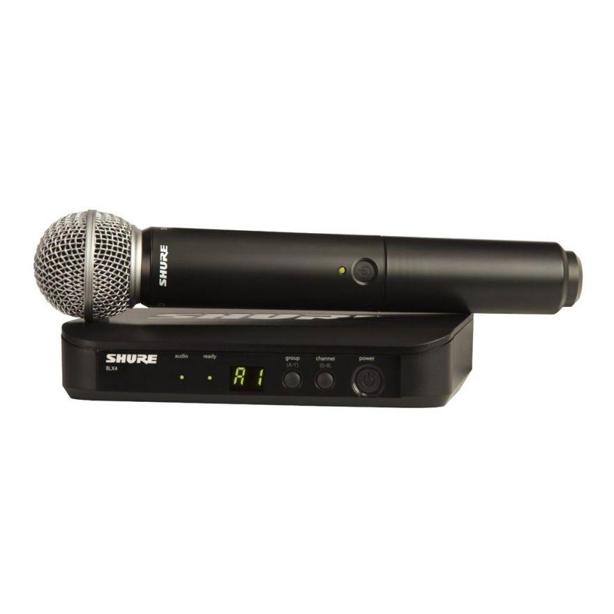 Shure BLX24E/SM58 T11 - Radiomicrofono con Capsula SM58