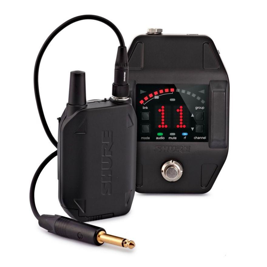 Shure GLXD16E - Sistema Digitale Wireless per Chitarra e Basso