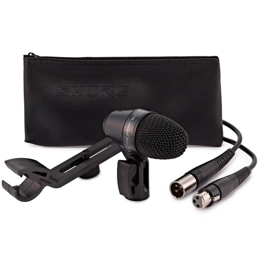 Shure PGA56XLR - Microfono per Tom e Rullante