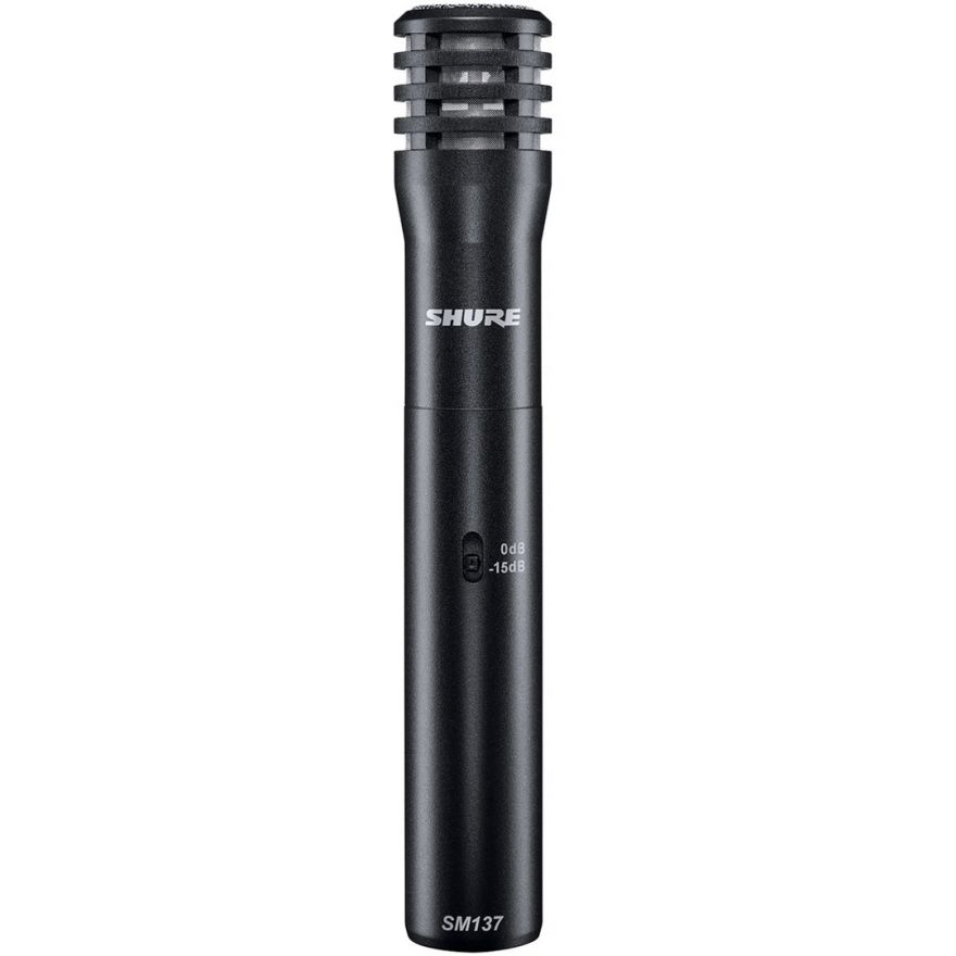 Shure SM137 - Microfono per Strumenti e Cori