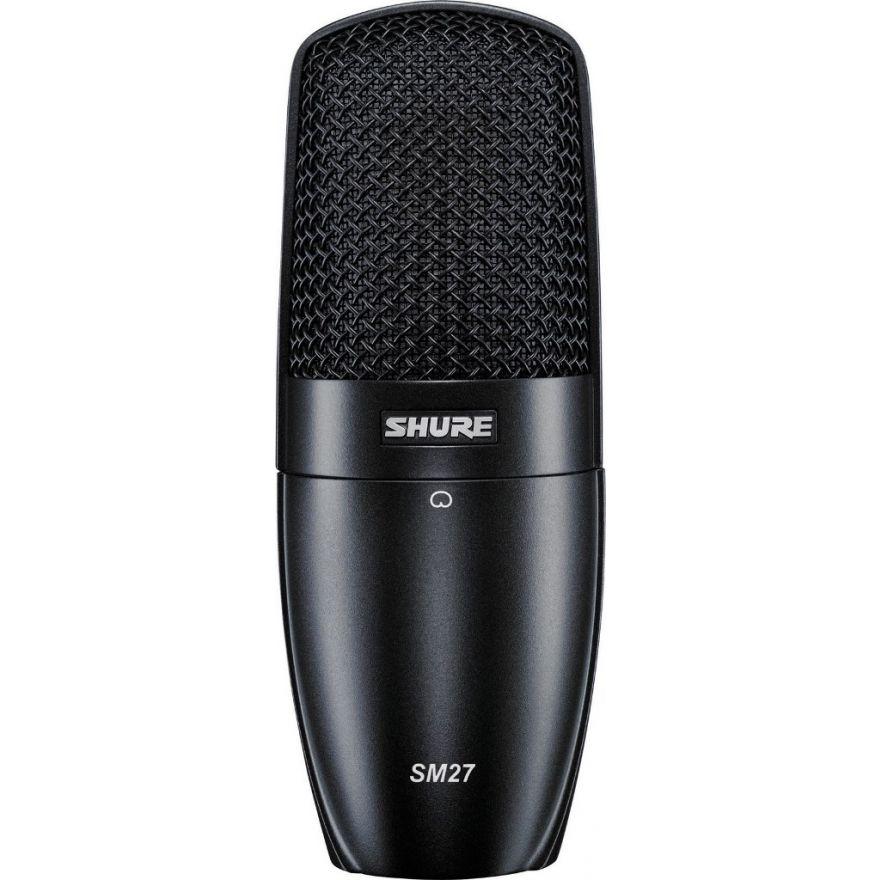 SHURE SM27 MICROFONO