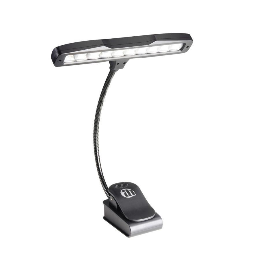 Adam Hall Stands SLED 10 - Lampada a LED per leggio