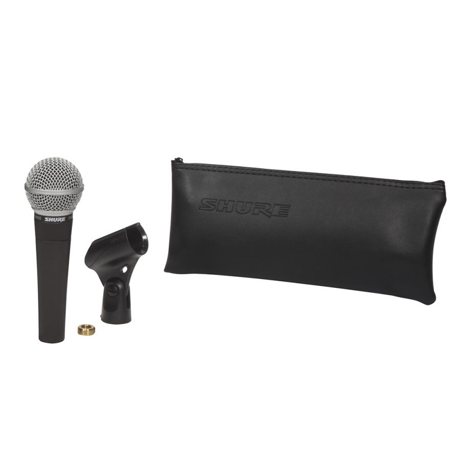 Shure SM58 - Microfono Dinamico Cardioide Professionale per Voce11