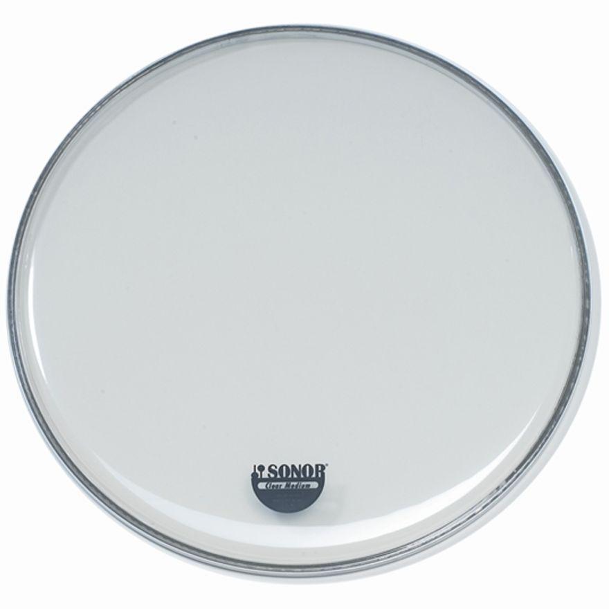 """Sonor CM 24 B - Pelle Trasparente per Grancassa 24"""""""
