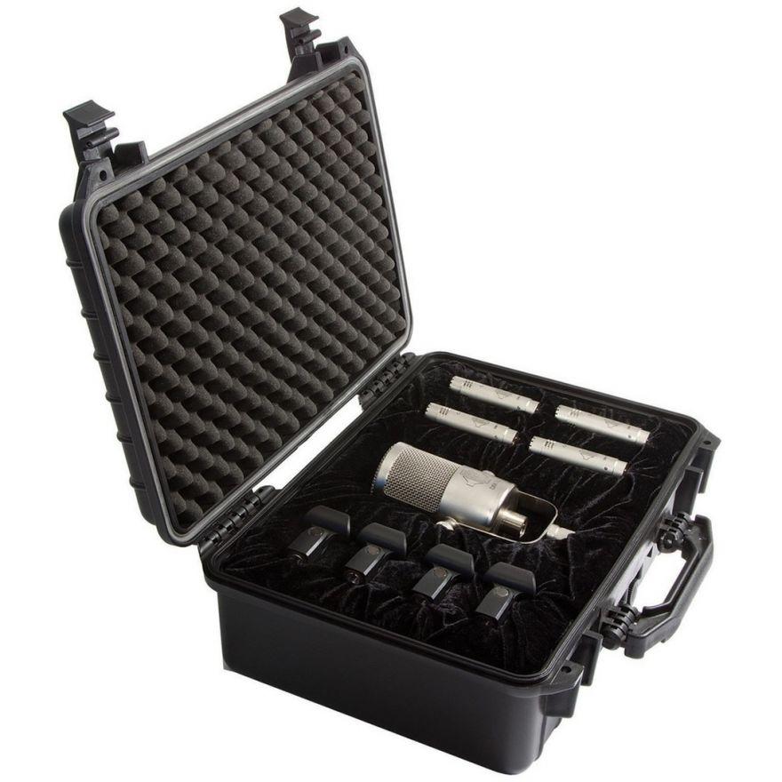 Sontronics DrumPack - Kit 5 Microfoni per Batteria
