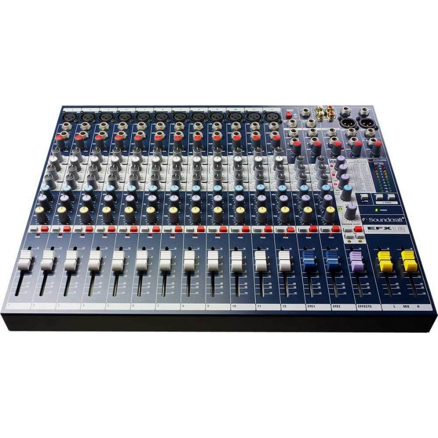 SOUNDCRAFT EFX12 +K