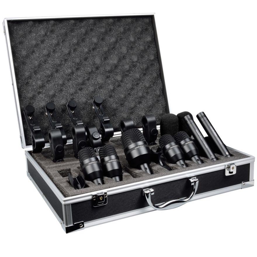 Soundsation DSKIT-7 Kit Microfoni per Batteria Acustica