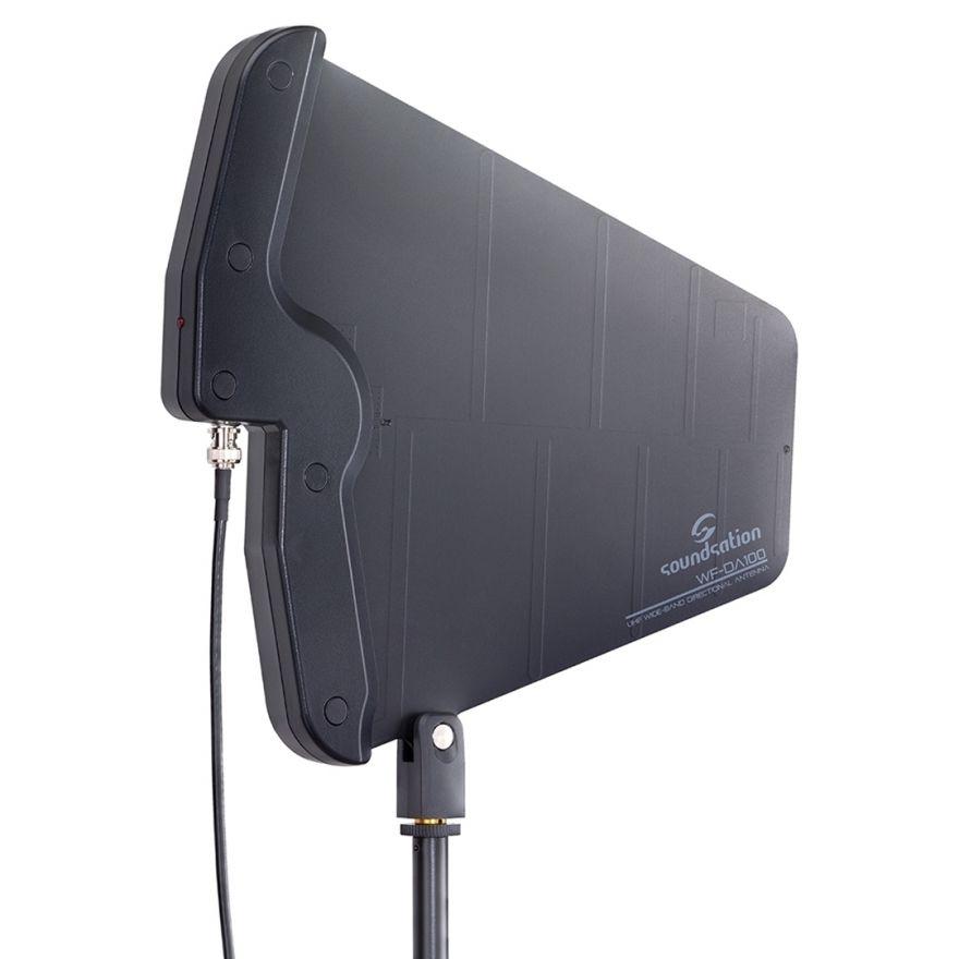 Soundsation WF-DA100 Kit - Kit Antenna UHF e Asta di Supporto