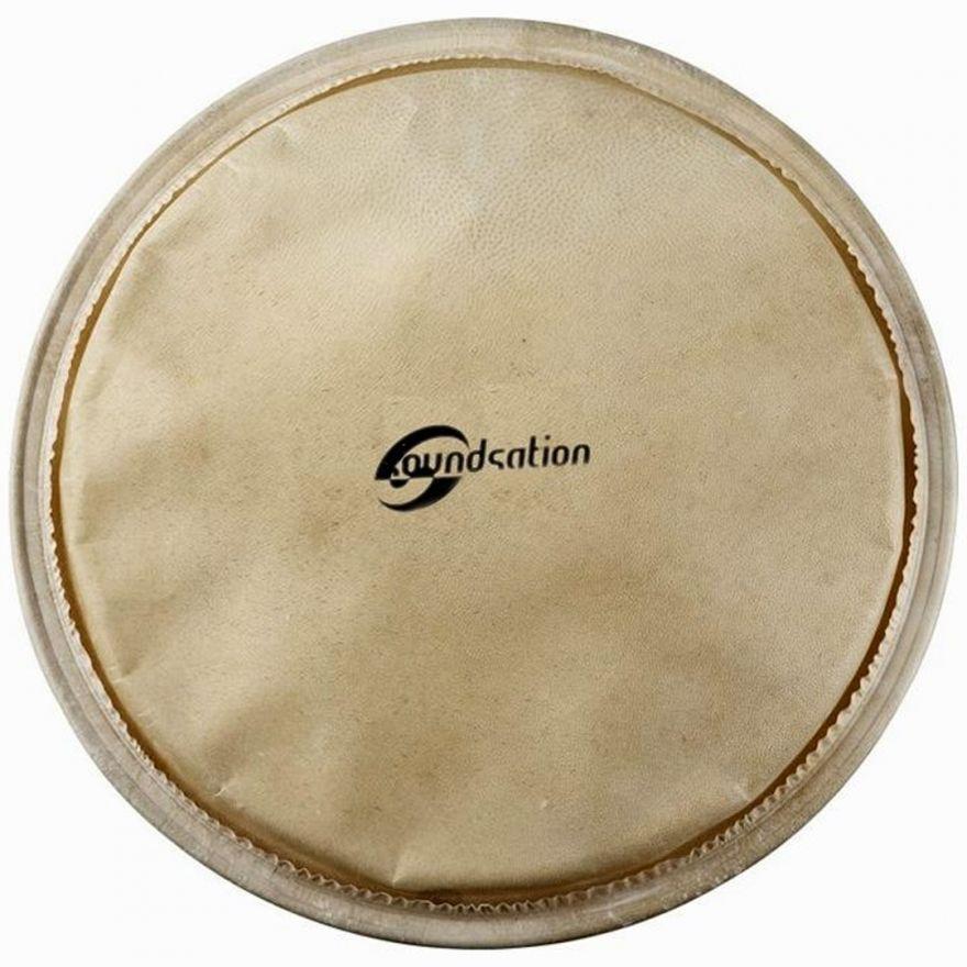 "Soundsation SDH-12 - Pelle Naturale per Djembe 12"""