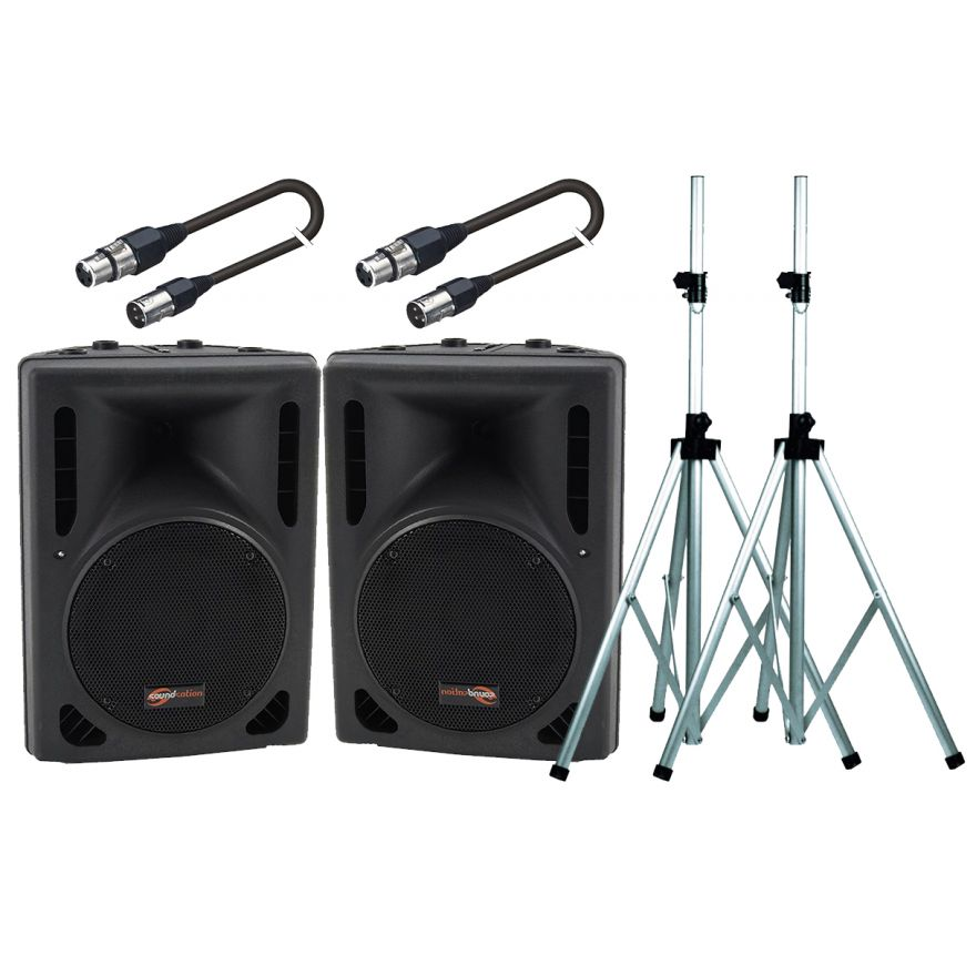 SOUNDSATION Sistema Audio Completo Bundle