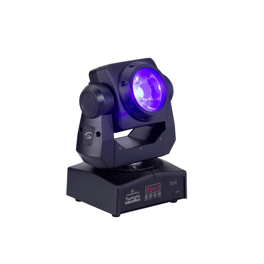 SOUNDSATION TWILIGHT 60 ENDLESS - Testa Mobile Beam a LED 60W RGBW 4in1