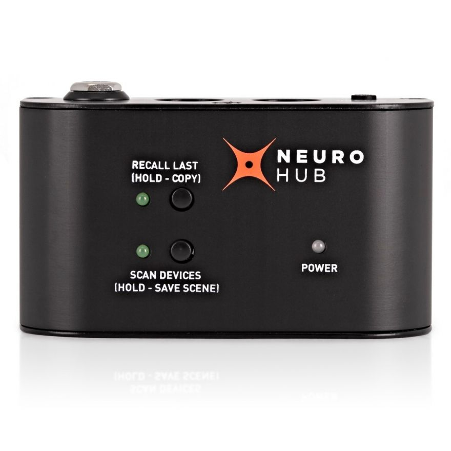 Source Audio SA164 Neuro Hub V1 - Controller MIDI per Effetti Serie One e Soundblox 2