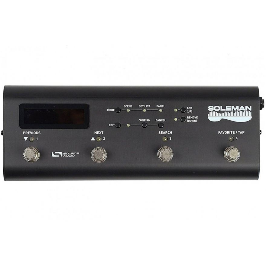 Source Audio SA165 Soleman MIDI Foot Controller per Chitarra