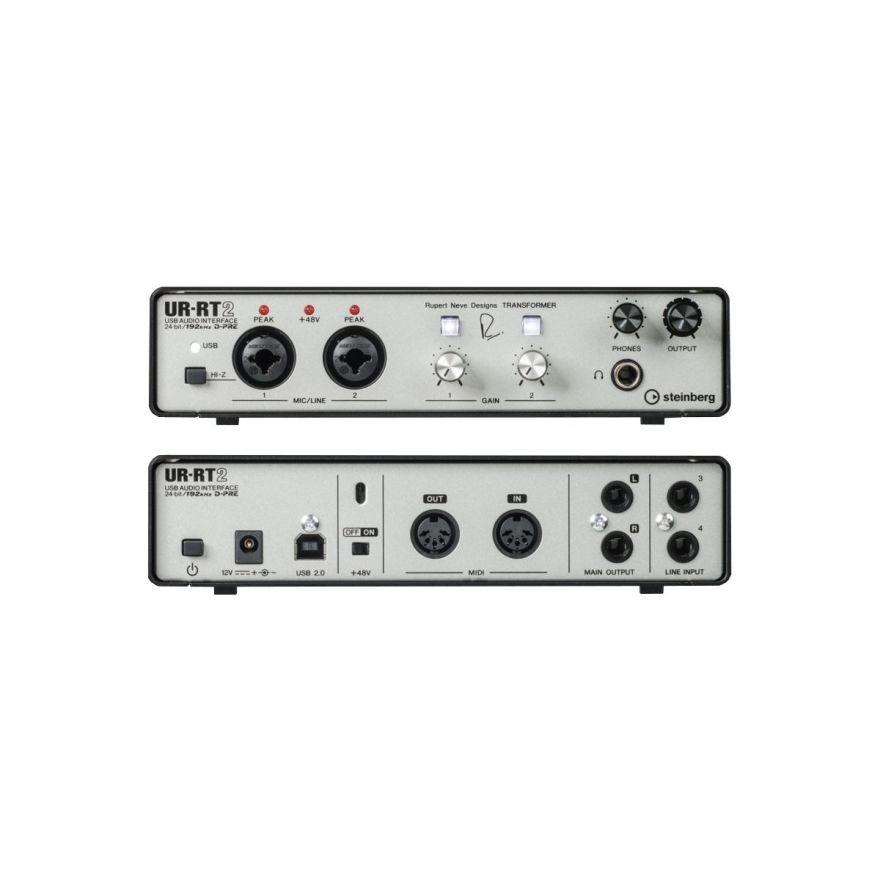 Steinberg UR RT2 - Scheda Audio USB B-Stock