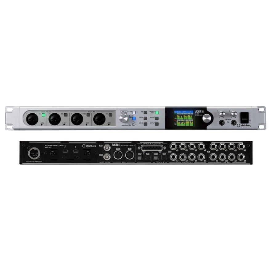 Steinberg AXR4T - Interfaccia Audio Thunderbolt 2
