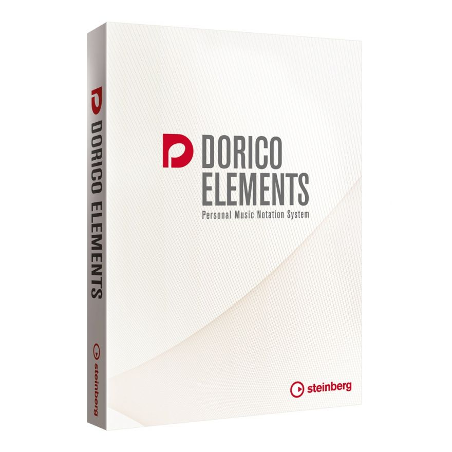 Steinberg Dorico Elements 2 EDU - Software di Notazione Musicale
