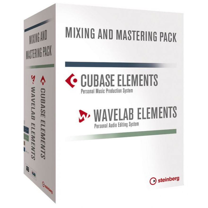 steinberg mixing & mastering pack