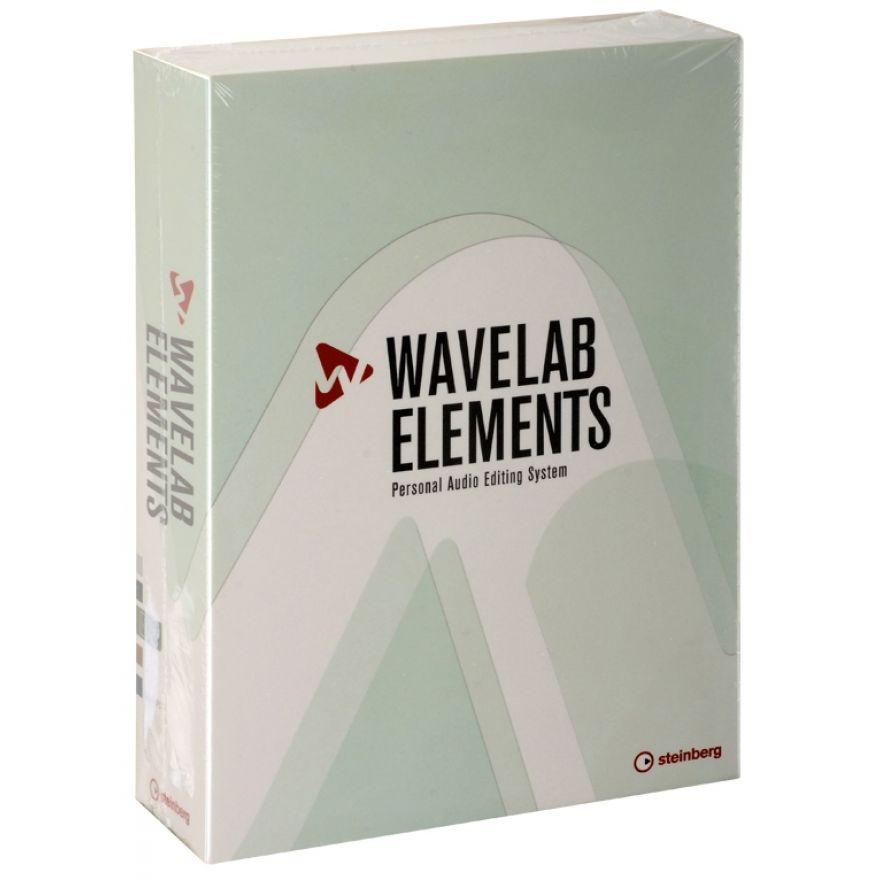 Steinberg WaveLab Elements edu