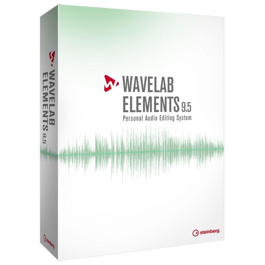 Steinberg WaveLab Elements 9.5 Educational