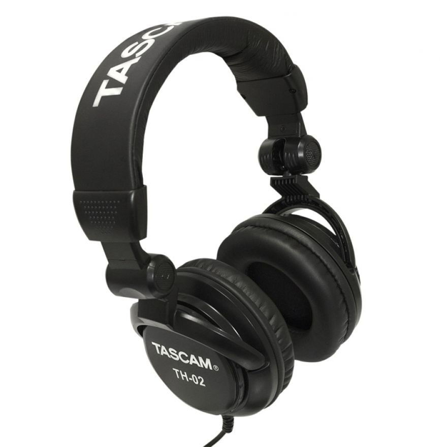 TASCAM TH-02 - Cuffie Stereo