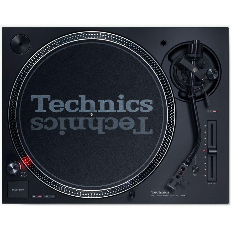 Technics SL 1210 MK7 - Giradischi per DJ