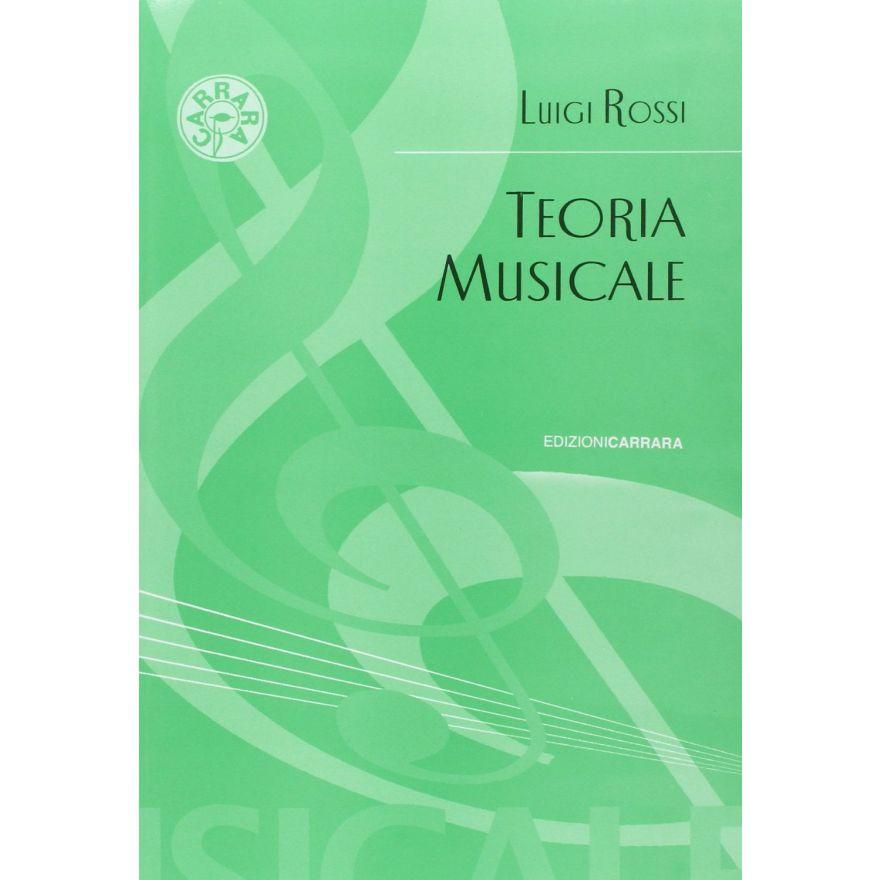 CARRARA Rossi Luigi teoria musicale