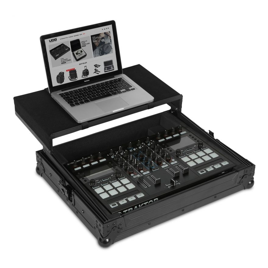UDG U91019BL - Ultimate Flight Case per DJ XL Black