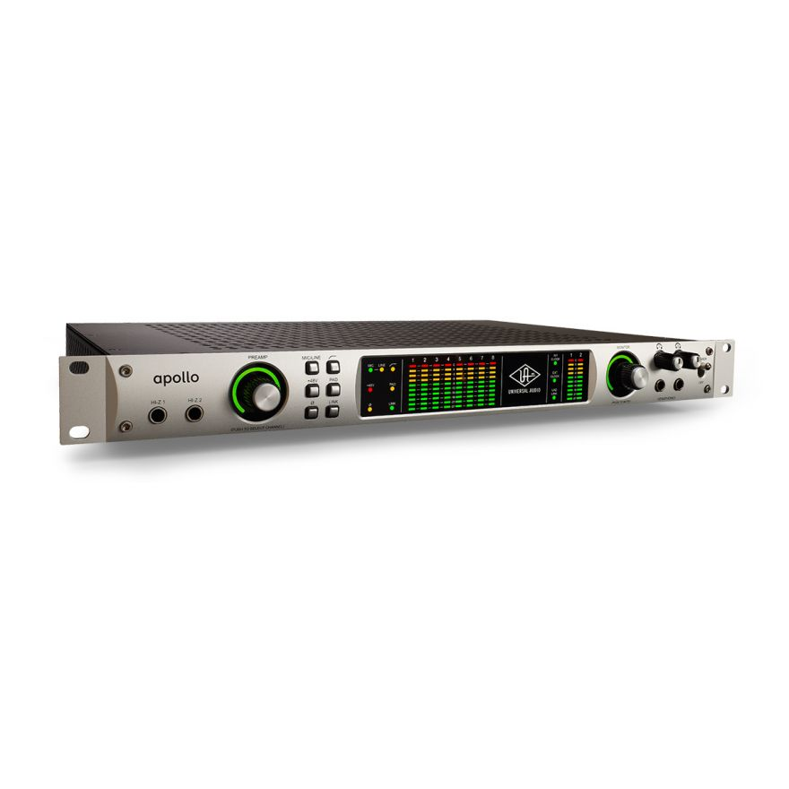 UNIVERSAL AUDIO Apollo QUAD FIREWIRE Interfaccia Audio