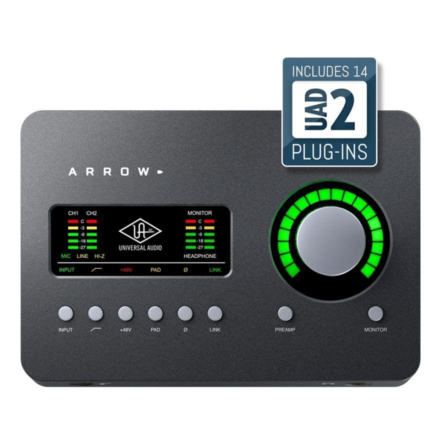 Universal Audio Arrow - Interfaccia Audio Thunderbolt