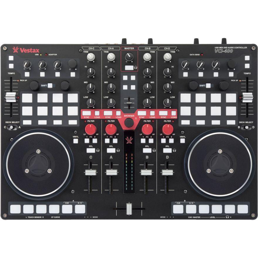 VESTAX VCI400 DJ